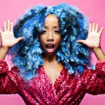 Maryaam-Herbert-Conceptual-Beauty-Woman-Pink-BlueAfro